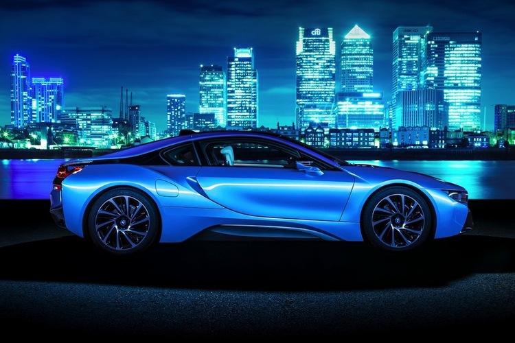 德意志油電新星 : BMW i8 嶄新寫真照片集出爐! - G7 車庫七號