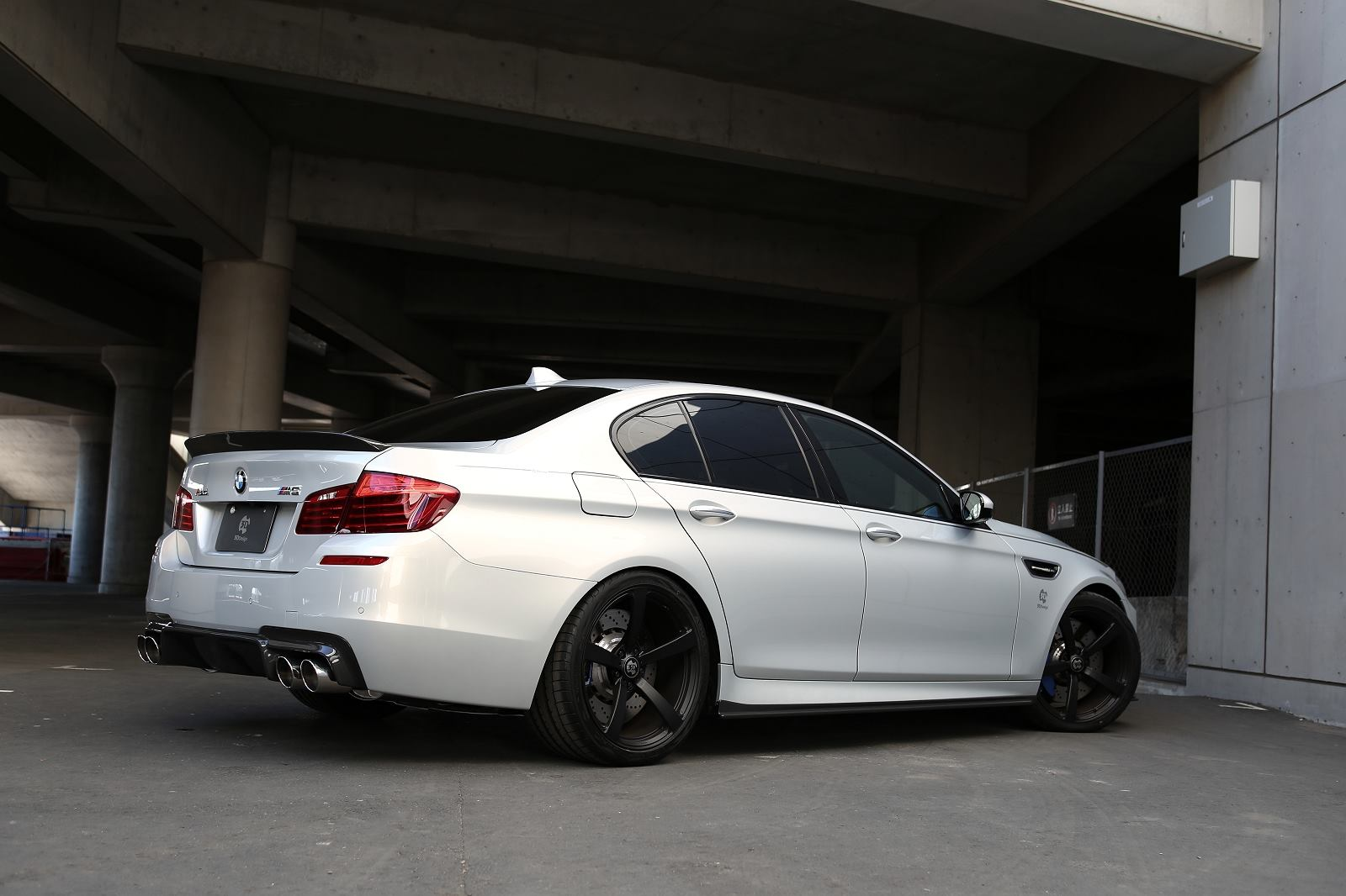 BMW M6 Gran Coupe >> 日系碳纖維精品 : 3D Design BMW F10 M5 - G7 車庫柒號